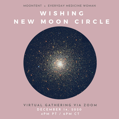 Wishing New Moon Circle