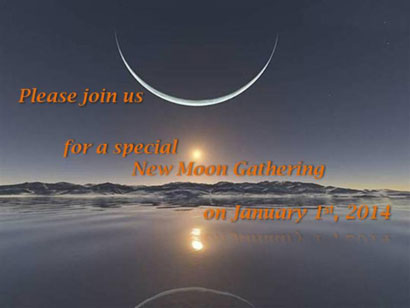 New Moon Gathering