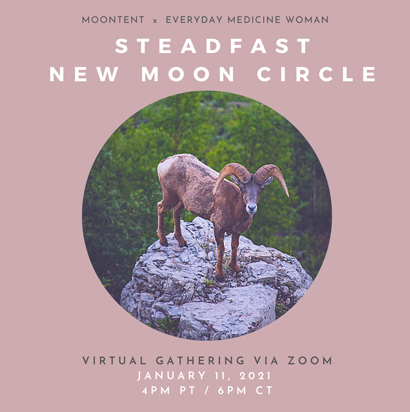 Steadfast New Moon Circle